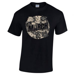 March Mens T-shirt